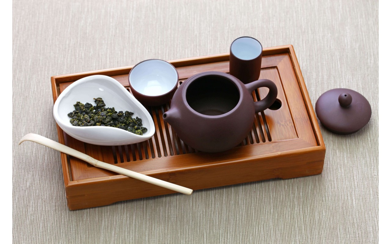 Проба чая по-китайски - Пин Ча